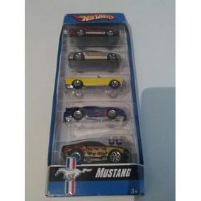 Coleccion Hot Wheels Mustang