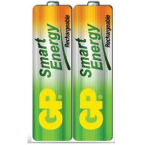 Batería/pila Recargable Aaa,400 Mah. Pack 2 Baterias