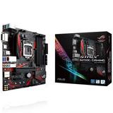 Placa Mãe Micro Atx Rog Strix B250g Gaming 6 Portas Sata