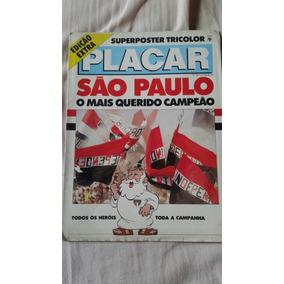 Superposter Tricolor Edição Extra 1987