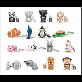 Flash Drive Emtec Linha Animals 04gb 27un