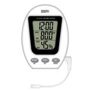 Termohigrómetro/termómetro Calibrado Doble Certificado