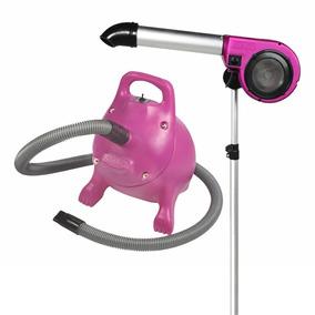 Secador Kyklon 5000 Pink + Soprador Rx Pink 220v