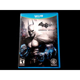 ¡¡¡ Batman Arkham City Armored Edition Nintendo Wii U !!!