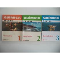 Química Feltre 6ª Edição - 3 Volumes (com Desc. À Vista)
