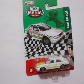 Fermar4020 *taxi Toluca* T-1 #7 1:64 Taxi Mania