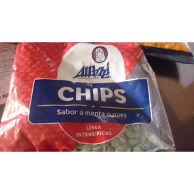 Alpezzi Chips Chocolate Para Derretir Reposteria Fuent