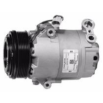 Compressor Delphi Zafira 2.0 8/16v 2001 A 2012 Gasolina/flex