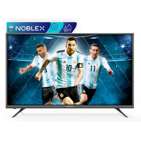 Smart Tv Led 43 Noblex 91ea43x5100x
