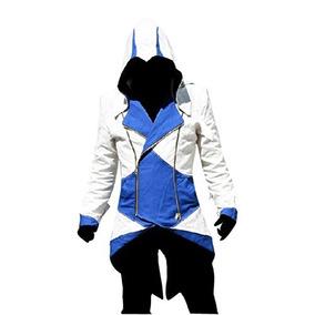 Dazcos Multicolor Assassins Creed Connor Kenway Traje Cospl