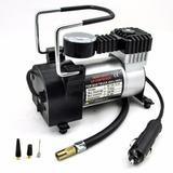 Compresor De Aire 12v Inflador De Neumáticos 140 Psi