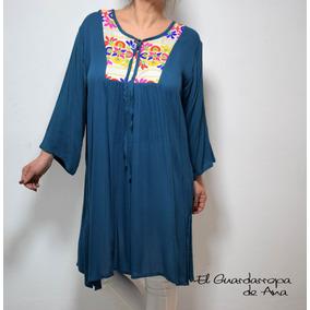 f4c645a5dd Vestidos De Fiesta Medios Corrientes - Vestidos de Mujer Azul ...