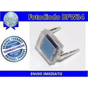 10 Peças Fotodiodo Bpw34 Original