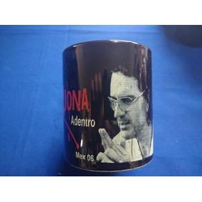 Taza Cerámica Ricardo Arjona - Tour Adentro (2006) Concierto
