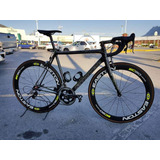 Bicicleta Ruta Triatlon Carrera Cannondale Supersix Hi