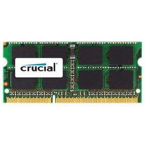 Memoria Crucial 4gb Ddr3l-1600 Sodimm Compatible Con Mac