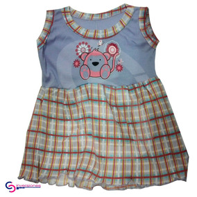 Pijama Bata Vestido Para Bebes Ropa Bebe Niña Baby Touch
