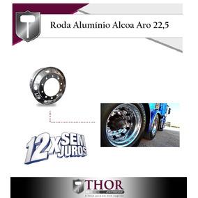 Roda Alumínios Alcoa Aro 22,5