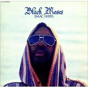 Lp Isaac Hayes - Black Moses Ak