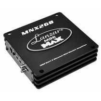 Mnx260 Lanzar Mini Amplificador Potencia 2 Canales 500w Rms
