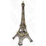 Pack Por 60 Unidades De Torre Eiffel 13 Cm Francia Paris