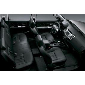 Toyota Hilux - Tapizado De Cuero - Original! Oferta!!