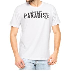 Camiseta Colcci -paradise - Super Promoção -frete Grátis !!