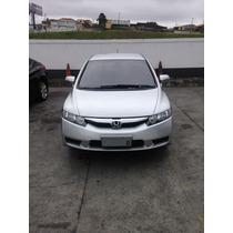 Honda New Civic 1.8 Lxl 2011 Automatico Flex