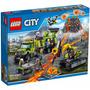 Lego City: Volcán: Base De Exploración