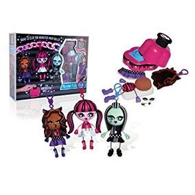 Juguete Monster High Monster Máquina Del Fabricante