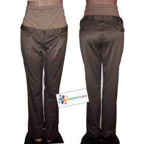 Pantalones De Vestir Maternos Ejecutivo - Embarazadas L/g