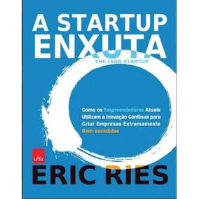 A Startup Enxuta - Original Completo - Ebook