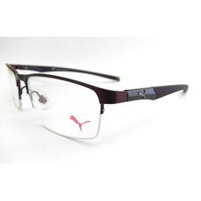 Armação Óculos Grau Puma A Promoção Promoção Brinde Leve