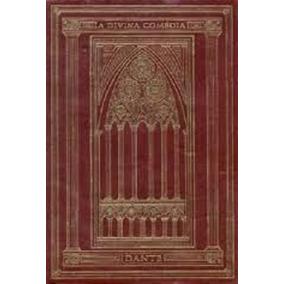 Livro A Divina Comédia - Capa Dura Dante Alighieri
