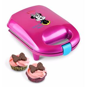 Máquina De Cupcake Disney Minie Mouse Com Forminhas