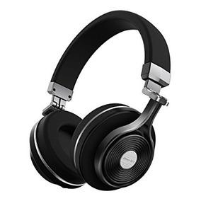 Audífonos De Diadema Bluetooth Recargables Bluedio T3 Negros