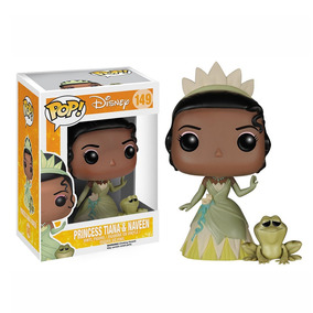 Coleccionable Funko Pop Princess & The Frog Tiana Funko