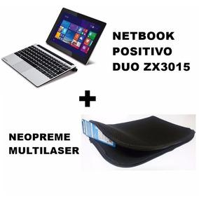 Netebook Positivo Duo Tela Touch + Brinde + Frete