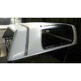 Cabina Future Usada En Fibra De Vidrio Para Pickup.