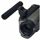 Microfono Sony Gun Zoom Ecm-hs1