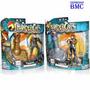 2 Thundercats Lion-o & Tygra Deluxe Bandai #33031 & #33033