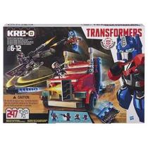 Brinquedo Kre-o Transformes Caçador Animais 247 Peças B0951