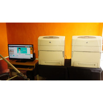 Impresora Color Laser Doble Carta 11x17 Y 12x18 Hp 5550