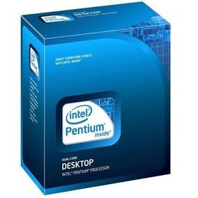 Processador Intel Pentium Dual Core E5200 Lga 775 + Cooler