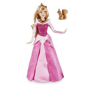 Boneca Princesa Bela Adormecida Aurora Original Disney Store