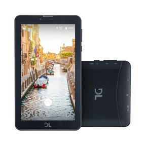 Tablet Dl Futura 3g,tela 7, 8gb,dual Chip, Função Smartphone