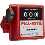 Fill-rite 807 Medidor Digital / 19 - 76 Lpm