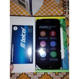 Motorola G5 Plus Color Azul Nuevo