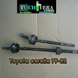 Ejes Con Puntas De Trípoide Toyota Corolla 99-02