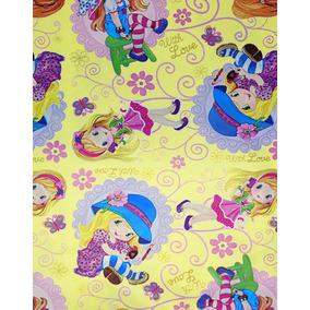 Embalagem Saco Metalizado Infantil Menina 20x30 C/100 #196